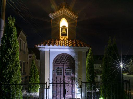 Kaple Zadní Třebáň
