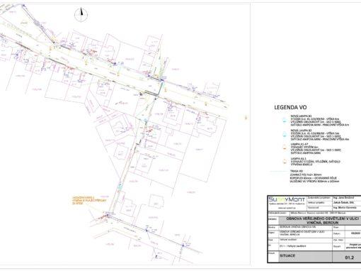 Projekt Viničná ulice, Beroun