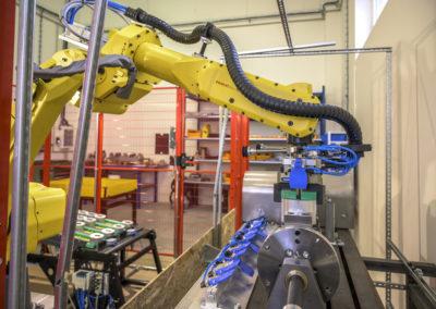 Robotické zakládání