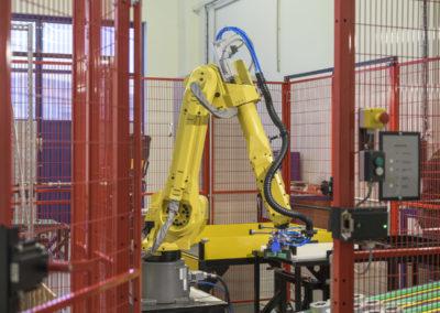 Robotizovaná pracoviště